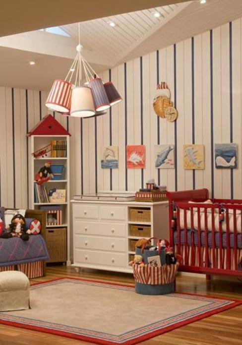 Nursery/kid's room by Ateliê Vanessa Guimarães,