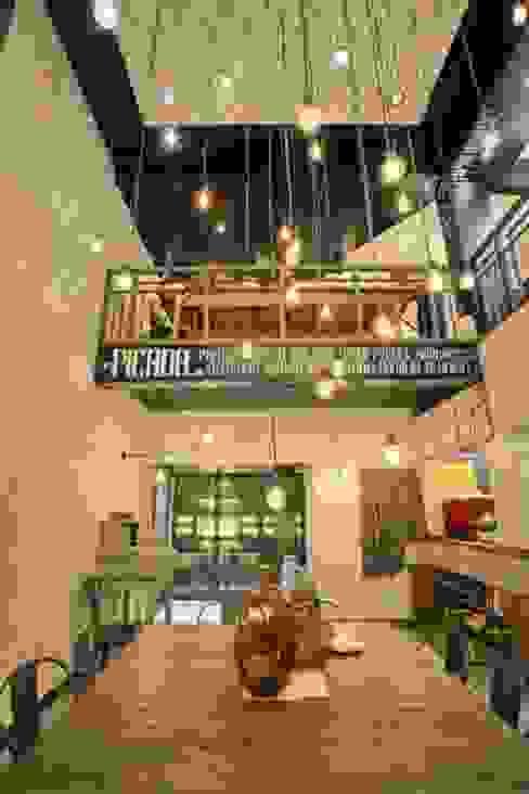 Don Alonso Grillados Argentinos Gastronomía de estilo rústico de Cohen - Reig Arquitectura & Interiorismo Rústico