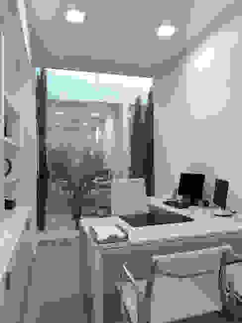 Tienda EL PICAPORTE de Hernández Arquitectos Moderno