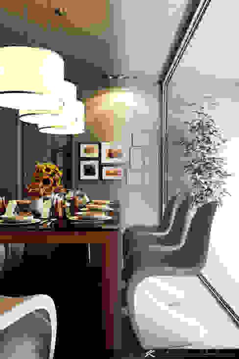 homify Modern Yemek Odası