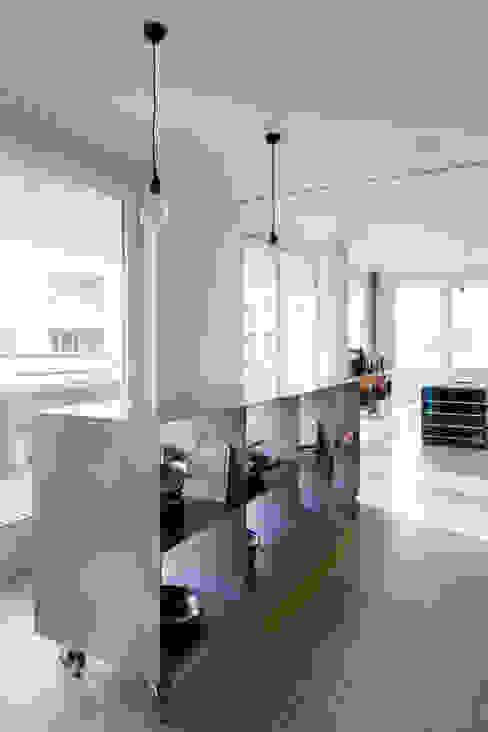 Project Amsterdam Noord - Overhoeksparklaan Moderne keukens van Standard Studio - Amsterdam Modern