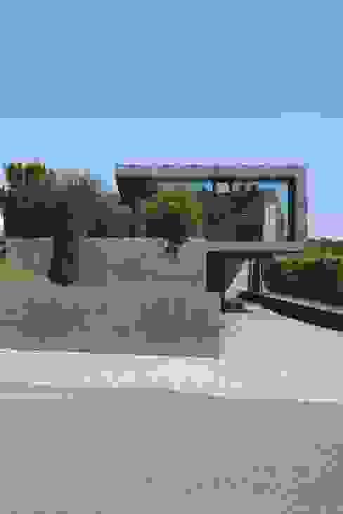 Einfamilienhaus D Moderne Häuser von Architekturbüro Dongus Modern