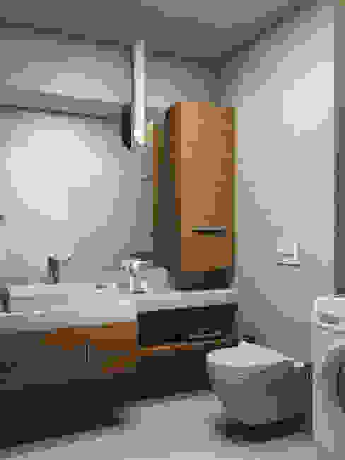 ЖК Еловый дом Ванная в стиле лофт от HOMEFORM Студия интерьеров Лофт
