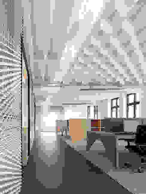 Movet Office Loft Industriale Bürogebäude von STUDIO ALEXANDER FEHRE INNENARCHITEKTUR Industrial