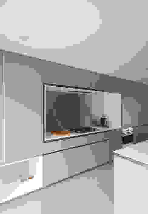 N8082 Moderne keukens van das - design en architectuur studio bvba Modern
