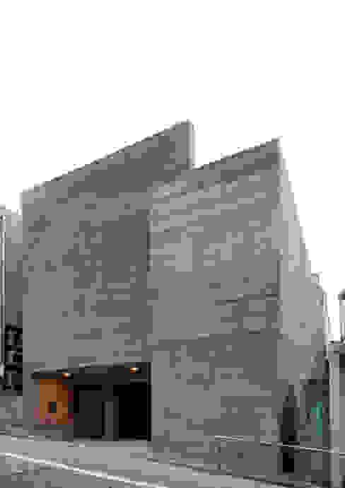 منازل تنفيذ 井上洋介建築研究所,
