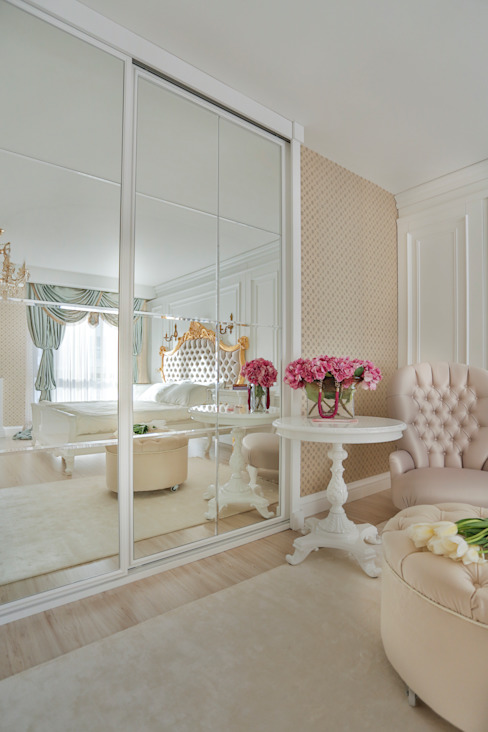 Classic style bedroom by PS MİMARLIK Classic