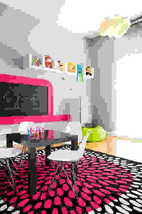 Детская комнатa в скандинавском стиле от RedCubeDesign Скандинавский