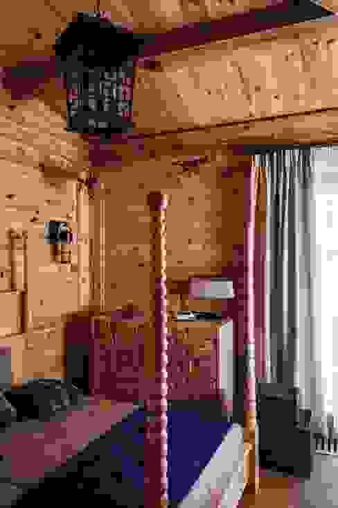 Rustikale Kinderzimmer von Архитектор Татьяна Стащук Rustikal