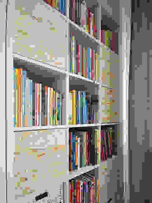 Pokój marynistyczny: styl , w kategorii Pokój dziecięcy zaprojektowany przez MAKAO home,Skandynawski