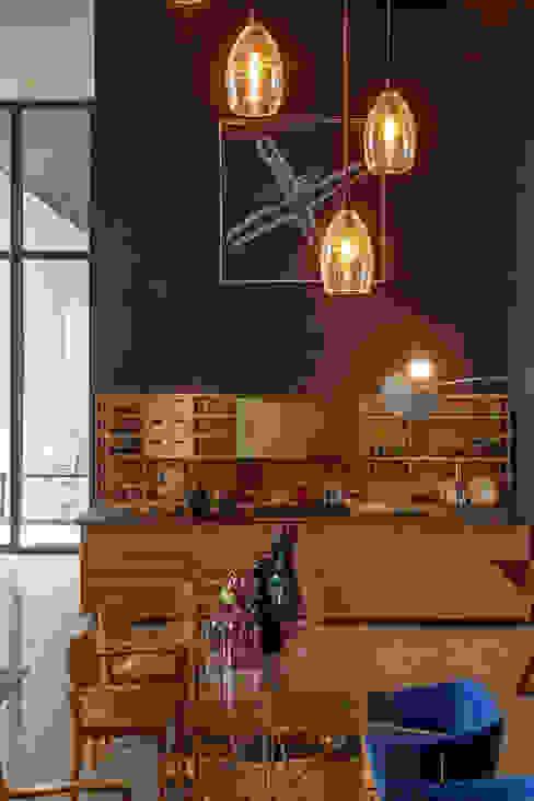 Casa³ Cozinhas modernas por Denise Barretto Arquitetura Moderno