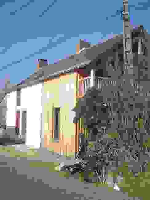maison FOR Maisons rurales par Cécile Boerlen Architecte SARL Rural