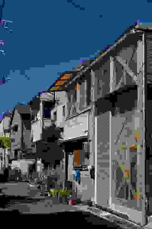 生野区 の長屋 - Row house of Ikunoku: 林泰介建築研究所が手掛けた家です。,オリジナル