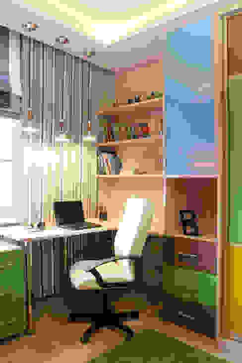 ЖК Шуваловский Детские комната в эклектичном стиле от Space for life Эклектичный