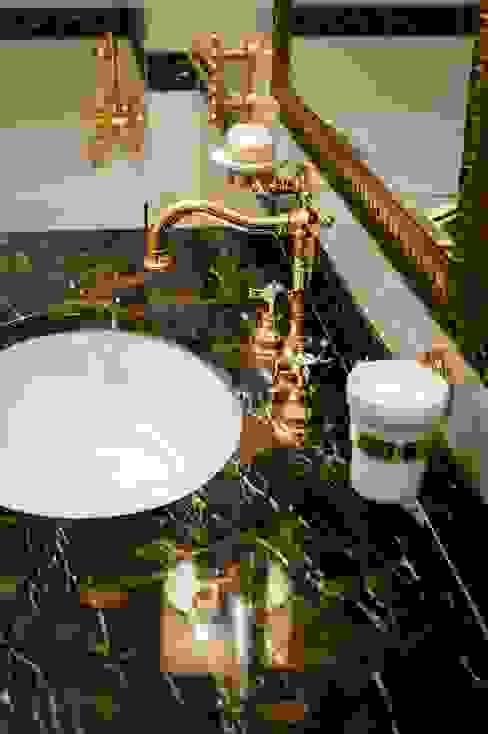 식민지스타일 욕실 by MM-STUDIO 콜로니얼 (Colonial)