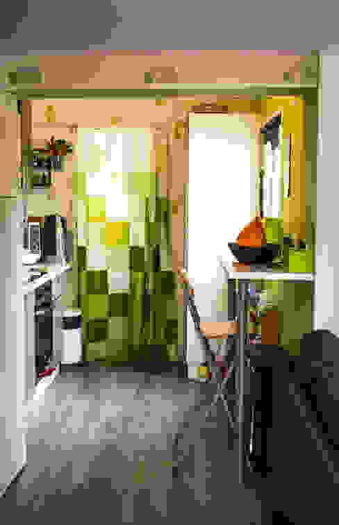 espace cuisine Cuisine moderne par lmarchitectureinterieure Moderne