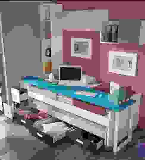 Dormitorio juvenil Sicilia (Detalle-2) de Mobihogar-2000 Moderno