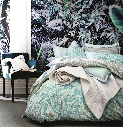 de style tropical par Pacifico Home , Tropical