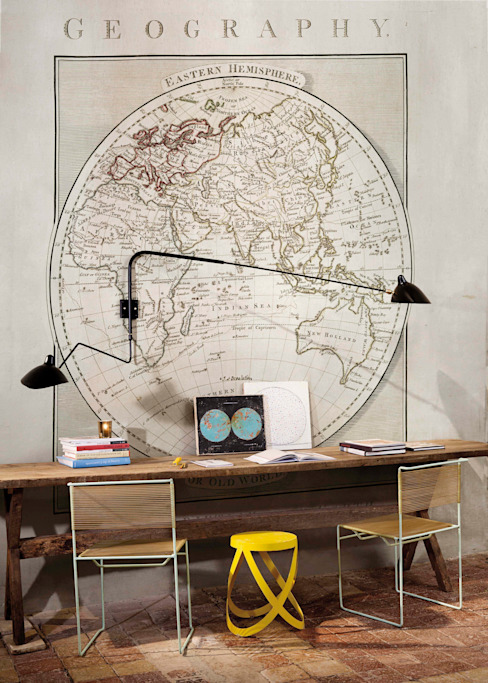 New Ceylan Wall Mural ref 4400091 Paper Moon Walls & flooringWallpaper