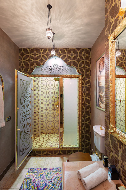 Квартира Ванная в классическом стиле от Postformula Классический