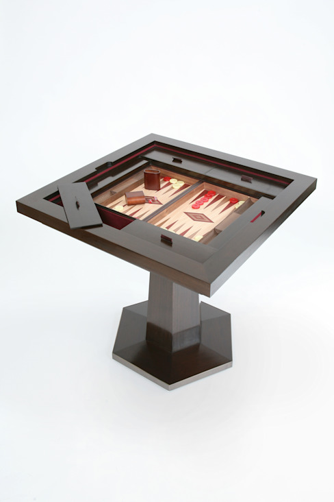 Games Table: classic  by Rupert Bevan Ltd, Classic