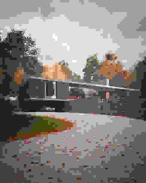 Projekty,  Domy zaprojektowane przez Strom Architects