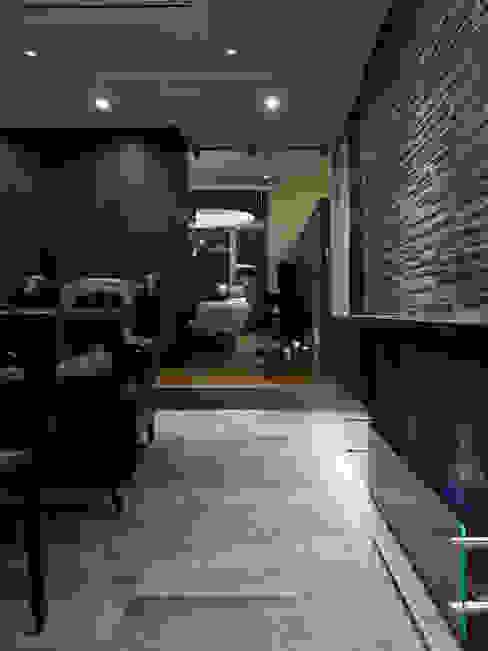 サロン モダンデザインの リビング の Mアーキテクツ|高級邸宅 豪邸 注文住宅 別荘建築 LUXURY HOUSES | M-architects モダン