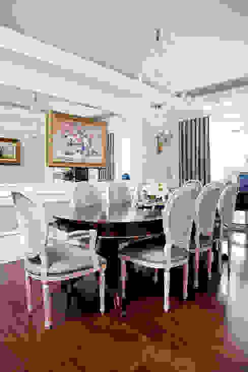 Kerim Çarmıklı İç Mimarlık – Çubukluvadi Evi :  tarz Yemek Odası,