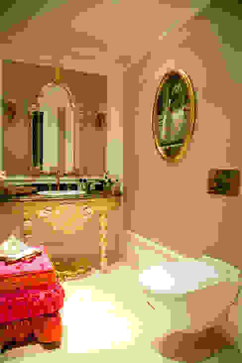 Çubukluvadi Evi Kerim Çarmıklı İç Mimarlık Modern Banyo