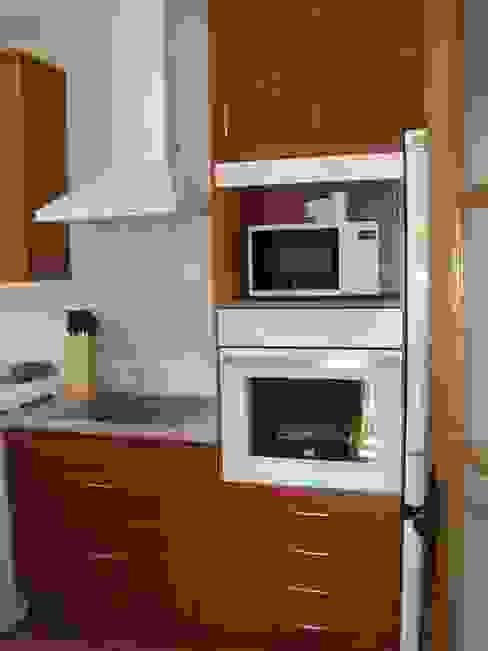 Cocinas modernas de MODULAR HOME Moderno