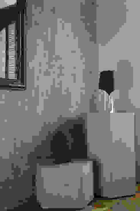 Béton Ciré Salon moderne par ARTS BETON DESIGN - Créateur de béton haute couture Moderne
