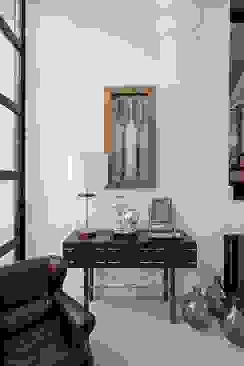 Salas de estilo  por Elmor Arquitetura, Moderno