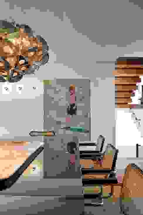 Comedores de estilo  por Elmor Arquitetura, Moderno