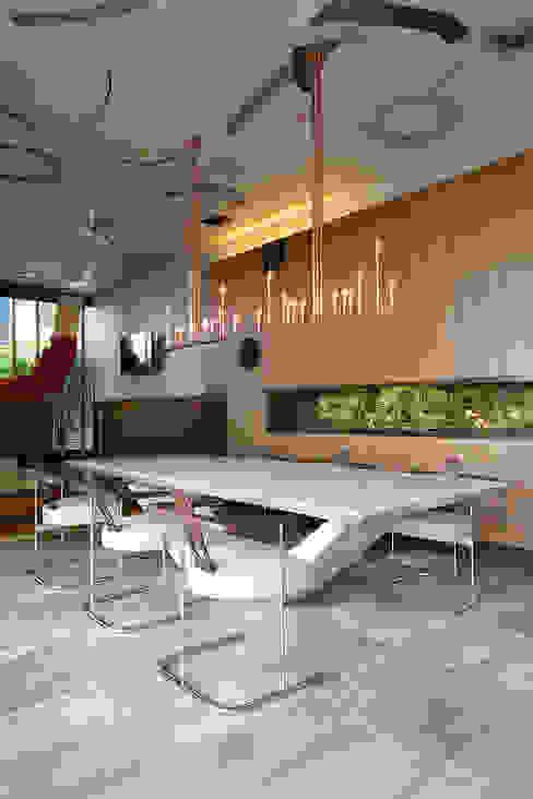 Modern offices & stores by Elmor Arquitetura Modern