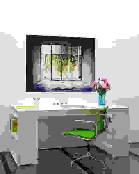 Scene Desk van Studio Toon Welling Minimalistisch