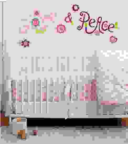Dormitorios de bebé de BY ANIMA Moderno