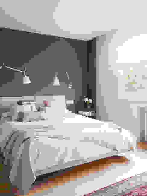 Dormitorio Dormitorios de estilo minimalista de A! Emotional living & work Minimalista