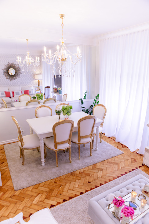 Amoreiras House: Salas de estar  por Catarina Batista Studio,Mediterrânico