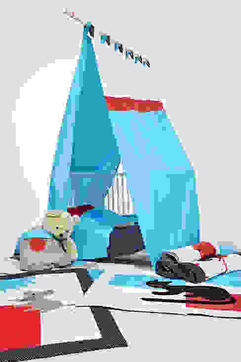 Phòng trẻ em phong cách Bắc Âu bởi Orangeria / Igolo Bắc Âu