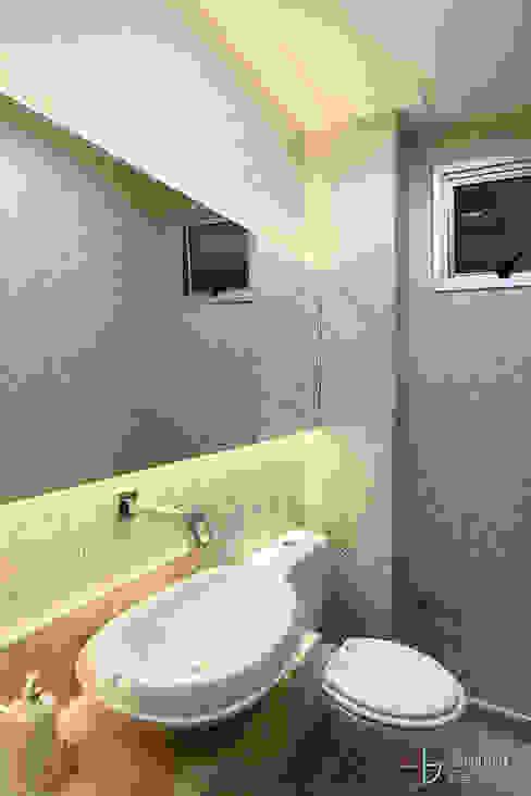 Lavabo Banheiros ecléticos por Camila Tannous Arquitetura & Interiores Eclético