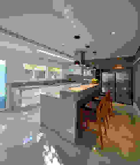 Casa Jabuticaba Raffo Arquitetura Cozinhas modernas
