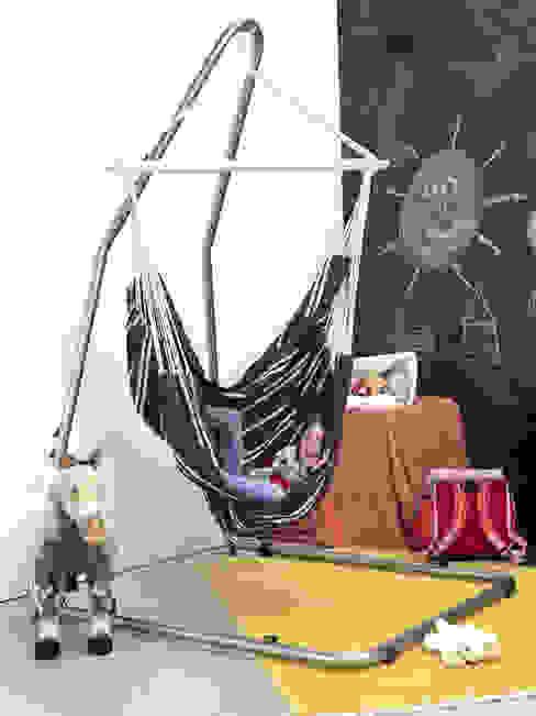 Fotel wiszący Brasil Mocca marki Amazonas od Sklep Internetowy Kiddyfave.pl Skandynawski