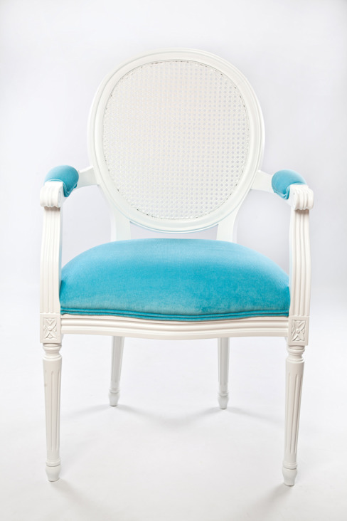 Summer's day Turquoise por homify Moderno