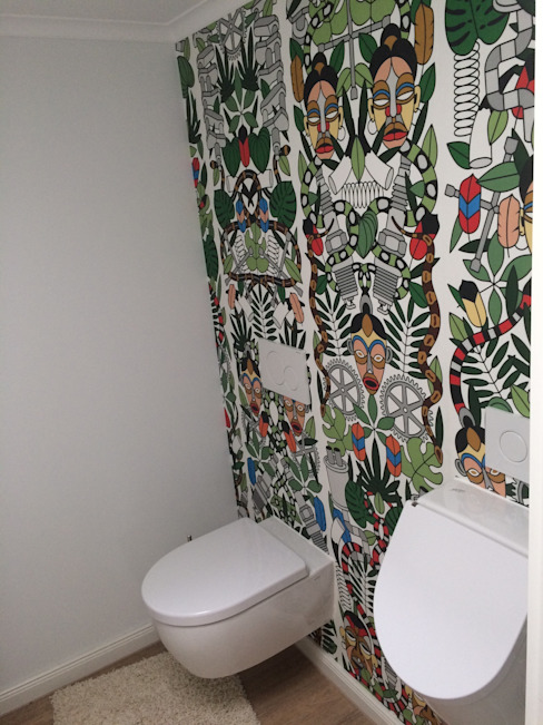Schoo GmbH Baños de estilo ecléctico