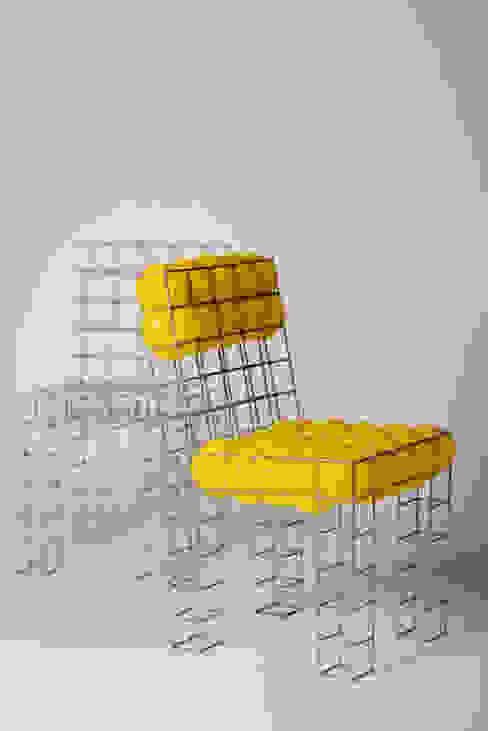 Estudios y oficinas minimalistas de Meblarium Grunert Minimalista