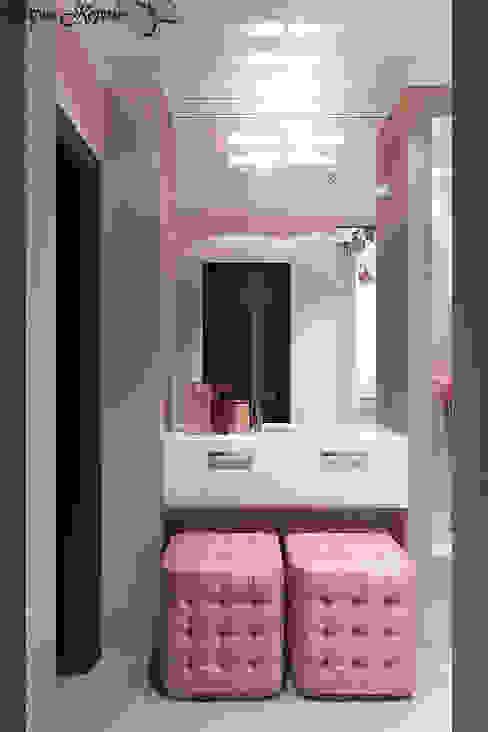 Перепланировка в 3х комнатной панельной чешке: Коридор и прихожая в . Автор – Your royal design