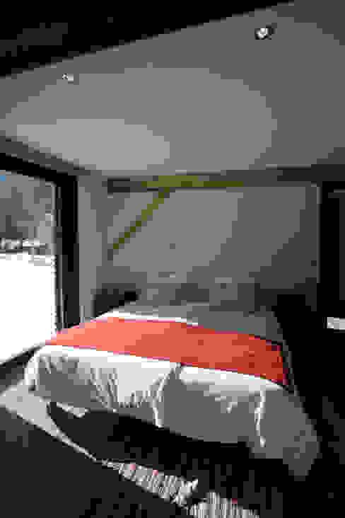 Спальня в стиле модерн от Chevallier Architectes Модерн