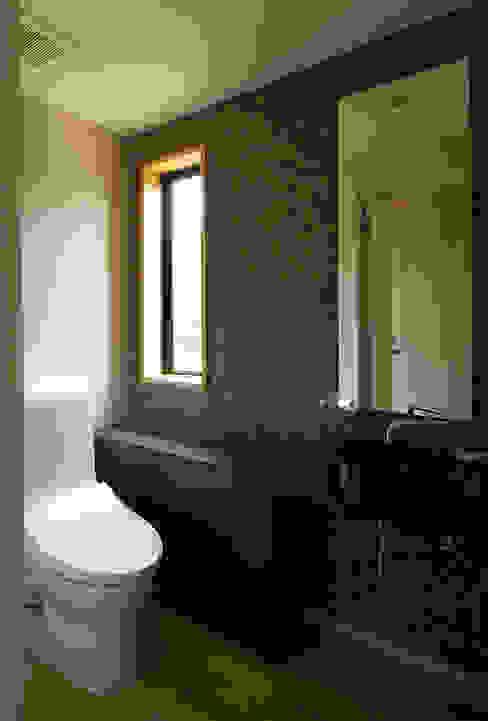 모던스타일 욕실 by 一級建築士事務所アールタイプ 모던