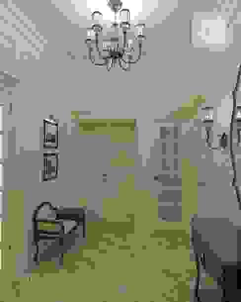 Квартира в Санкт-Петербурге Коридор, прихожая и лестница в классическом стиле от Orlova Home Design Классический