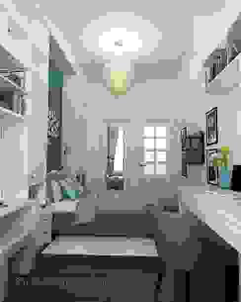 Квартира в Санкт-Петербурге: Детские комнаты в . Автор – Orlova Home Design,